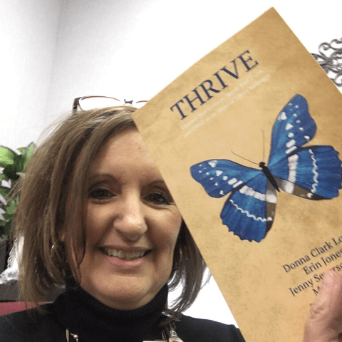 Thrive Book Discounts -  - Book Dr Jenny Severson - Tranformation in Action