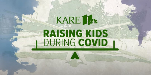 KARE NBC 11 Raising Kids During COVID - Dr. Jenny Severson - Media - Transformation in Action