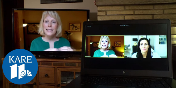 KARE NBC 11 - Dr. Jenny Severson - Media - Transformation in Action