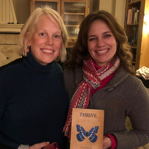 Thirive for You - Book Dr Jenny Severson - Tranformation in Action