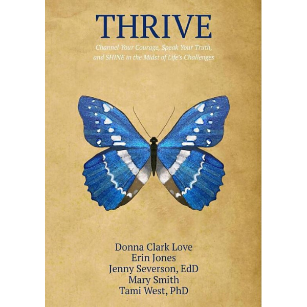 Thrive cover - Dr Jenny Severson - Transformation In Action